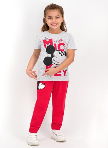 Minnie Mouse Pijama Takım Beyaz
